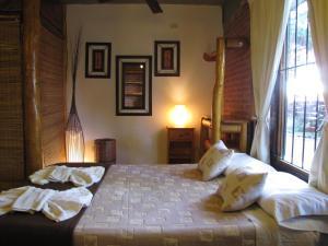 Loma Escondida Apart Cabañas & Spa, Turistaházak  Villa Gesell - big - 16