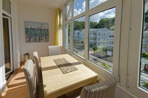 Villa Meeresgruss, Appartamenti  Ostseebad Sellin - big - 40