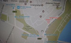 Neftiannikov Avenue Apartment, Апартаменты  Баку - big - 37
