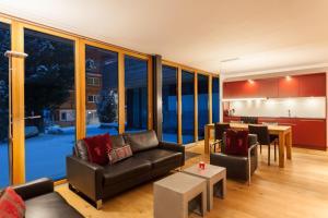 Elite Alpine Lodge - Apart & Breakfast - Hotel - Saas-Fee