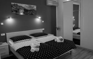 Apartment Sabioncello, Apartmány  Split - big - 25