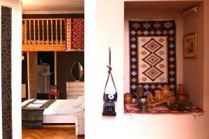 Chonkadze 11 Flat, Apartmány  Tbilisi - big - 15