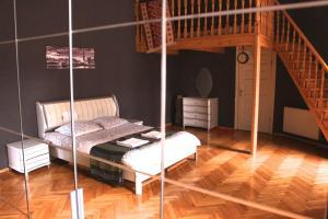 Chonkadze 11 Flat, Apartmány  Tbilisi - big - 17