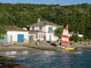 Sitio Recanto da Rasa, Alloggi in famiglia  Tamoios - big - 21