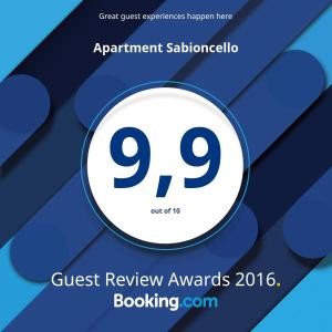 Apartment Sabioncello, Apartmány  Split - big - 17