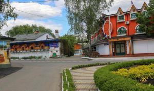 Smirnov Hotel - Novaya Derevnya