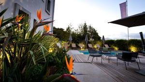 Location gîte, chambres d'hotes Rossi Hôtel dans le département Corse du Sud 2a