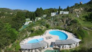 VVF Villages « Les Collines de Saint-Tropez » La Garde-Freinet, Üdülőközpontok - La Garde-Freinet
