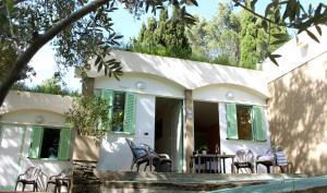 VVF Villages « Les Collines de Saint-Tropez » La Garde-Freinet, Üdülőközpontok  La Garde-Freinet - big - 5