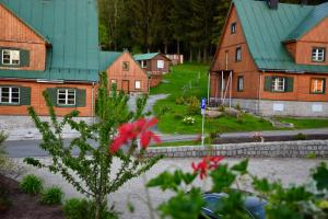 Chybotek pod przełęczą - Broniów