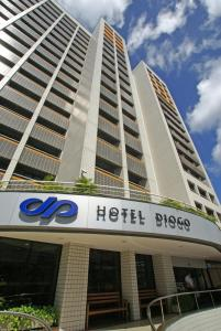 Hotel Diogo, Hotely  Fortaleza - big - 74