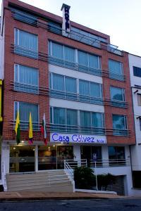 Hotel Casa Galvez, Szállodák  Manizales - big - 80
