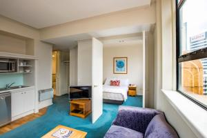 Quest Wellington Serviced Apartments, Aparthotely  Wellington - big - 42