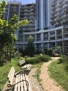 Luxury Seaview apartments in Arcadia, Apartmány  Odesa - big - 10