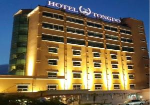 Tongdo Natural Tourist Hotel