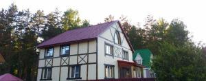 Cottage Manzherok - Bol'shaya Siul'ta