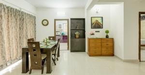 Dwaraka Suites, Apartmány  Bengalúr - big - 31