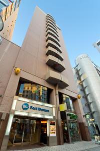 obrázek - BEST WESTERN Hotel Nagoya