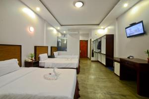 Visoth Angkor Residence, Отели  Сиемреап - big - 42