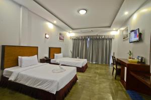 Visoth Angkor Residence, Отели  Сиемреап - big - 41