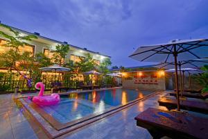 Visoth Angkor Residence, Отели  Сиемреап - big - 1