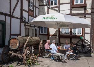 Der Pölkenhof, Apartments  Quedlinburg - big - 20