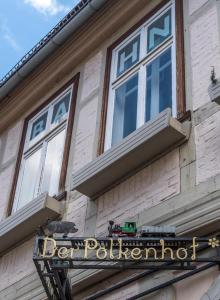 Der Pölkenhof, Apartments  Quedlinburg - big - 19