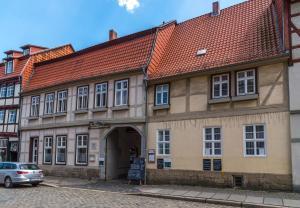 Der Pölkenhof, Apartments  Quedlinburg - big - 18