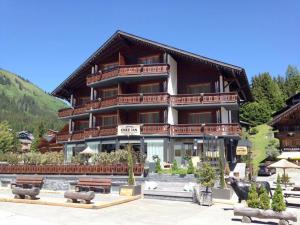 Boutique-Hôtel Chez Jan - Hotel - Morgins