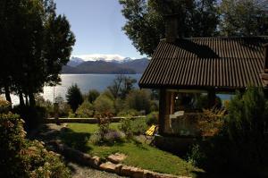 Hosteria Belvedere, Hostince  Villa La Angostura - big - 31