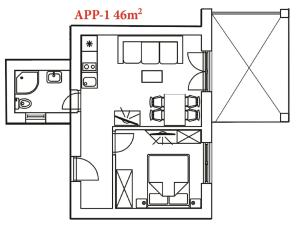 San Lorenzo Apartments, Affittacamere  Lovrečica (San Lorenzo) - big - 8