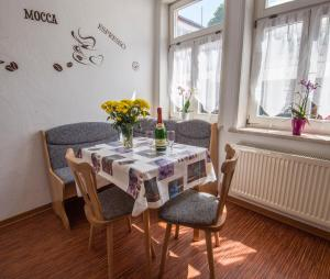 Der Pölkenhof, Apartments  Quedlinburg - big - 9