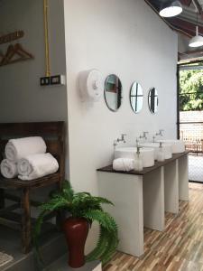 Tato House, Гостевые дома  Чиангмай - big - 28