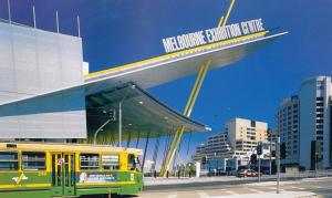 Aura on Flinders Serviced Apartments, Residence  Melbourne - big - 19