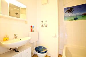 4310 Privatapartment Best Laatzen Mitte, Apartmány  Hannover - big - 3