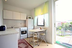 4310 Privatapartment Best Laatzen Mitte, Apartmány  Hannover - big - 7