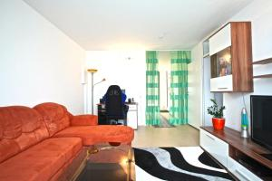 4310 Privatapartment Best Laatzen Mitte, Apartmány  Hannover - big - 12