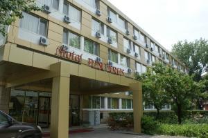 Auberges de jeunesse - Hotel Pescarus