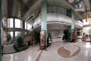 Shandong Aviation Mansion, Отели  Цзинань - big - 1