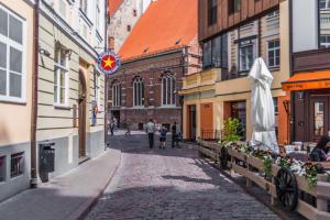 Copper Residence, Apartments  Rīga - big - 109