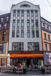 Copper Residence, Apartments  Rīga - big - 104