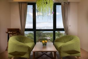 Muxia Siji Sea View Guesthouse, Privatzimmer  Yanliau - big - 71