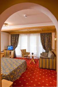 Alpen Hotel Corona, Hotely  Vigo di Fassa - big - 2