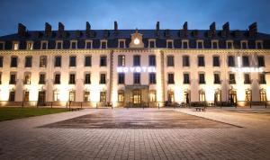 Novotel Saint Brieuc Centre Gare, Hotels  Saint-Brieuc - big - 50
