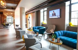 Novotel Saint Brieuc Centre Gare, Hotels  Saint-Brieuc - big - 61