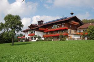 Berghof Pension und Ferienwohnungen - Hotel - Bischofsmais