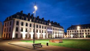 Novotel Saint Brieuc Centre Gare, Hotels  Saint-Brieuc - big - 63
