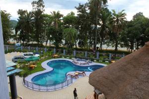 Hill View Hotel Lake Kivu