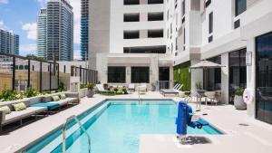 Hampton Inn & Suites Miami Wynwood Design District, FL
