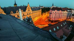 Хостел Cosmopole, Прага
